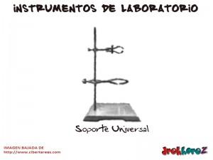 Soporte Universal-Instrumentos de Laboratorio