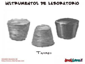 Tapones-Instrumentos de Laboratorio