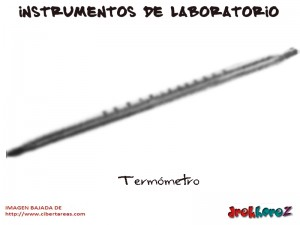Termometro-Instrumentos de Laboratorio