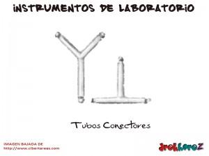 Tubos Conectores-Instrumentos de Laboratorio