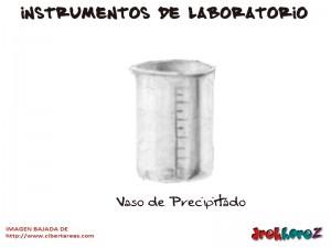 Vaso de Precipitado-Instrumentos de Laboratorio