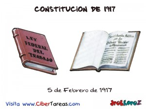 5 de febrero de 1917-Constitucion de 1917