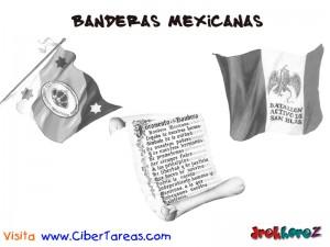 Banderas Mexicanas-2