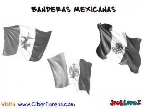 Banderas Mexicanas-3