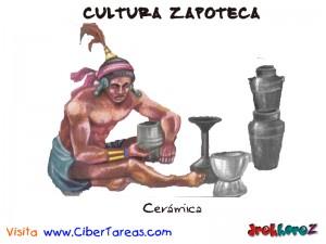 Ceramica-Cultura Zapoteca