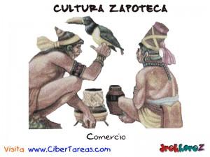 Comercio-Cultura Zapoteca