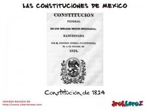 Constitucion de 1824-Las Constituciones de Mexico