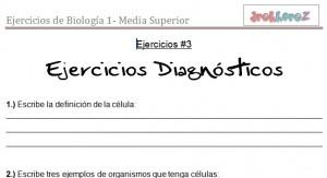 Ejercicios_3-Biologia 1_Media Superior