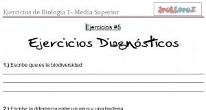 Ejercicios_5-Biologia 1_Media Superior
