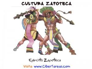 Ejercito Zapoteca-Cultura Zapoteca