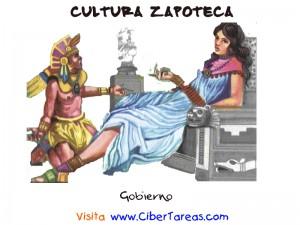 Gobierno-Cultura Zapoteca