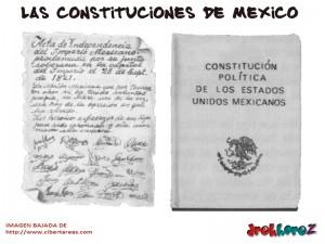 Las Constituciones de Mexico