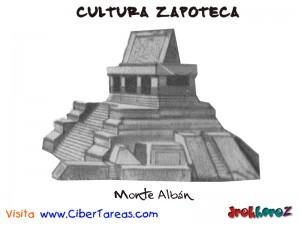 Monte Alban-Cultura Zapoteca