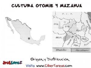 Origen y Distribucion-Cultura Otomie y Mazahua