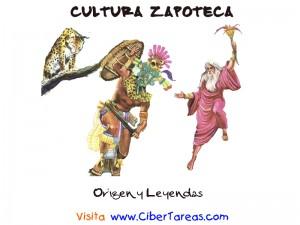 Origen y Leyendas-Cultura Zapoteca