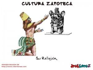 Su Religion-Cultura Zapoteca