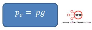 peso especifico 3