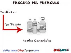Aceites Comestibles-Proceso del Petroleo