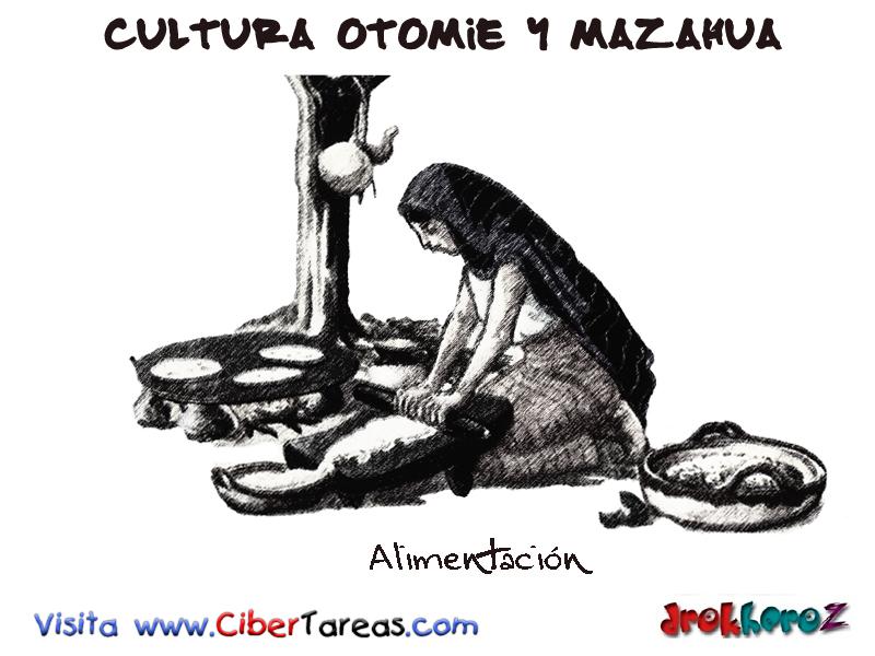Alimentacion-Cultura Otomie y Mazahua