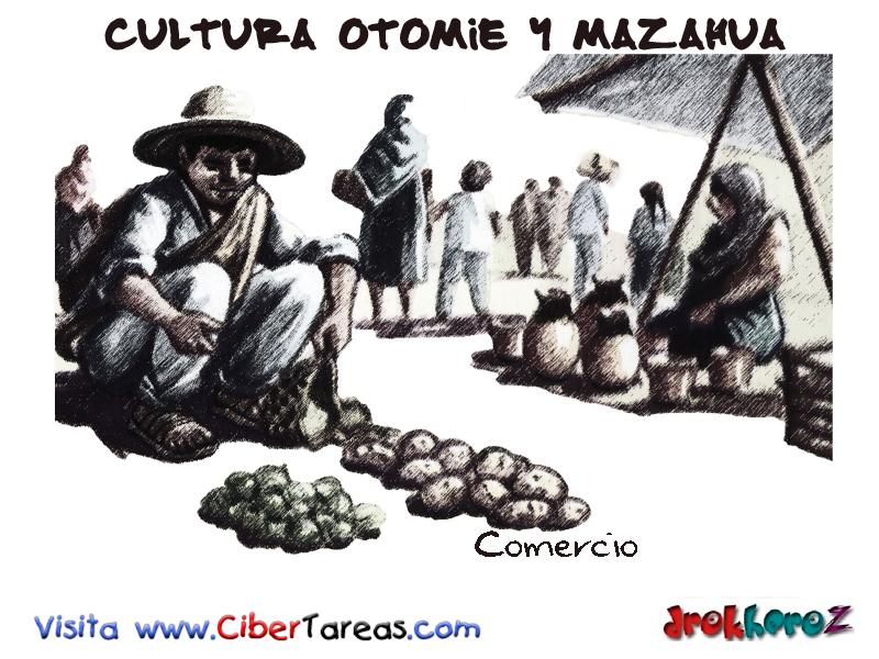 Comercio-Cultura Otomie y Mazahua