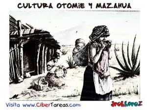 Cultura Otomie y Mazahua