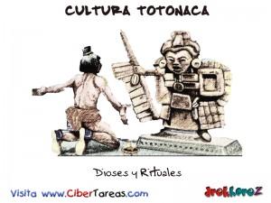 Dioses y Rituales-Cultura Totonaca