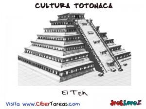 El Tajin-Cultura Totonaca