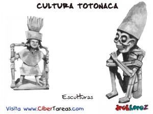 Esculturas-Cultura Totonaca