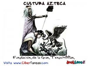 Fundacion de la Gran Tenochtitlan-Cultura Azteca