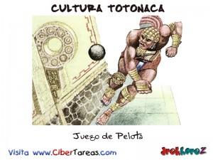 Juego de Pelota-Cultura Totonaca