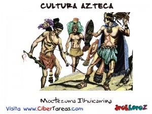 Moctezuma Ilhuicamina-Cultura Azteca