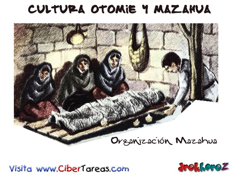 Organizacion Mazahua-Cultura Otomie y Mazahua