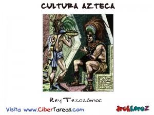Rey Tezozomoc-Cultura Azteca