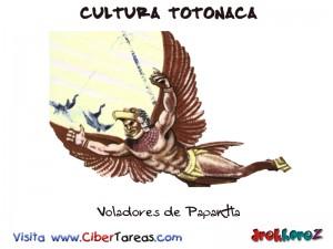 Voladores de Papantla-Cultura Totonaca