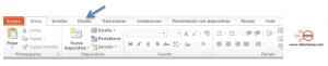 configurar pagina diapositivas powerpoint 2010