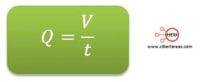 formula flujo fisica 2 liquidos 4