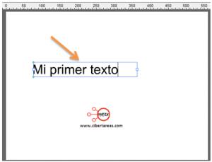 insertar editar texto swhismax 1