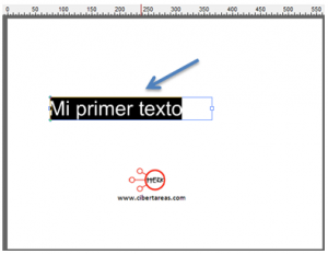 insertar editar texto swhismax 2