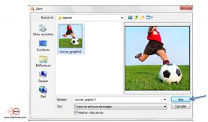 insertar imagen swishmax manual practicas importar
