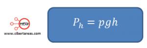 presion hidrostatica 7
