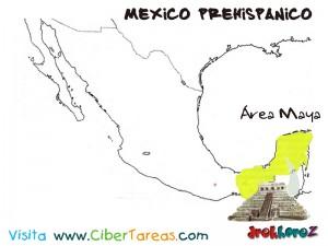 Area Maya-Mexico Prehispanico