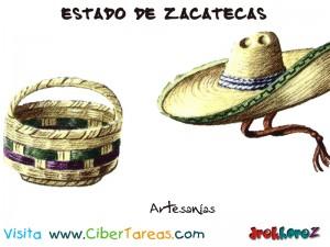 Artesanias-Estado de Zacatecas