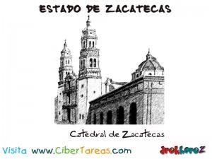 Catedral de Zacatecas-Estado de Zacatecas