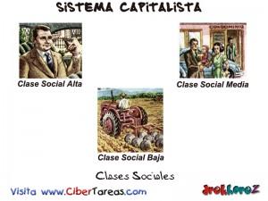 Clases Sociales-Sistema Capitalista