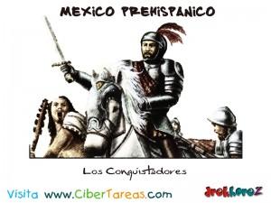 Los Conquistadores-Mexico Prehispanico