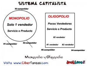 Monopolio y Oligopolio-Sistema Capitalista
