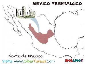 Norte de Mexico-Mexico Prehispanico