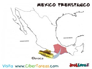 Oaxaca-Mexico Prehispanico
