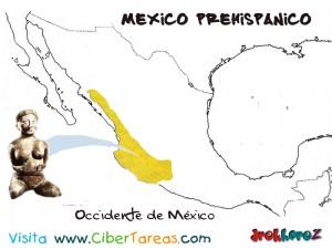 Occidente de Mexico-Mexico Prehispanico