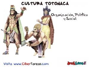 Organizacion Politica y Social-Cultura Totonaca